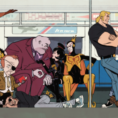 The Venture Bros Season 8 Everything You Need To Know Den Of Geek