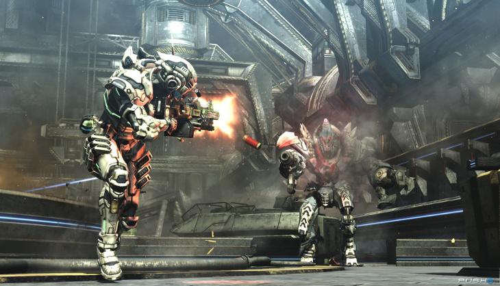 Underrated PS3 Games - Vanquish