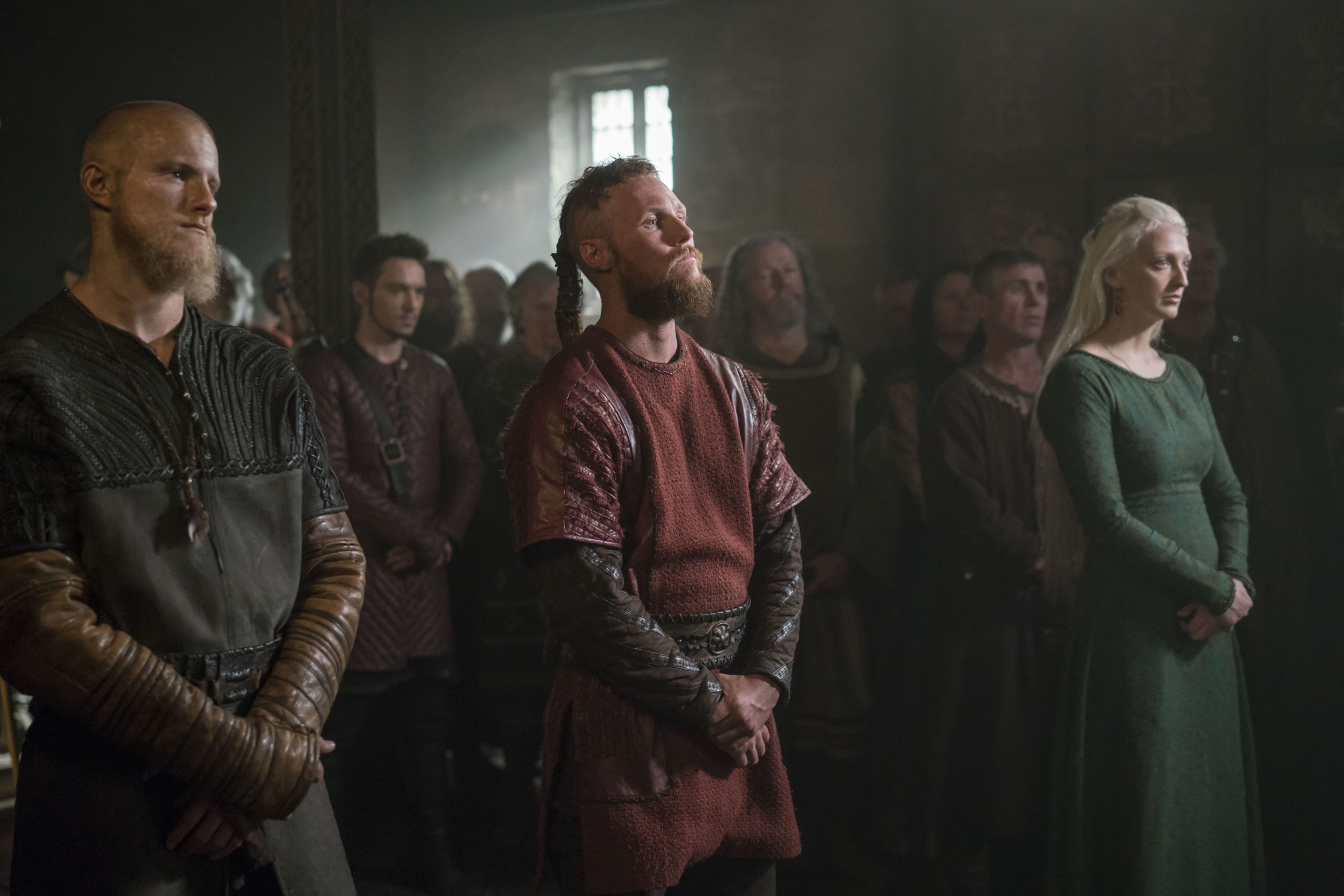 Vikings Season 5 Episode 14 Review The Lost Moment Den Of Geek