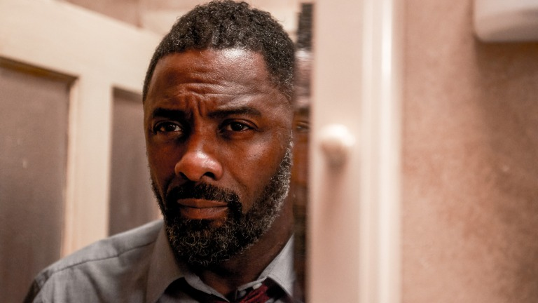 Idris Elba in Luther Series 5 Episode 2