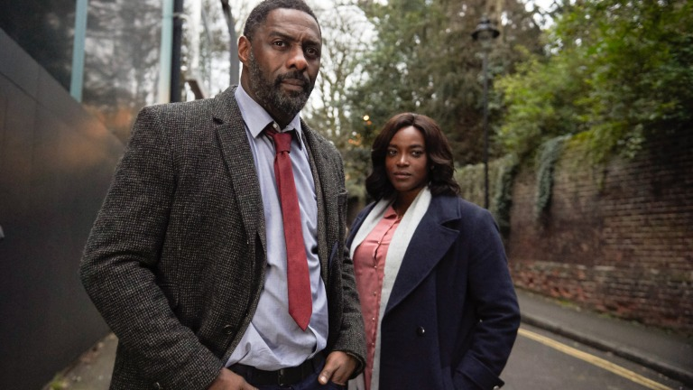 Idris Elba in Luther Series 5 Episode 3