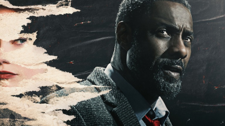 Idris Elba in Luther Series 5