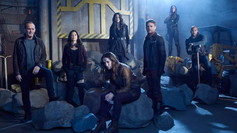 Marvel's Agents of SHIELD Season 5 Cast
