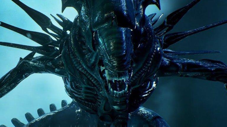 Monster Hunter: Alien Queen