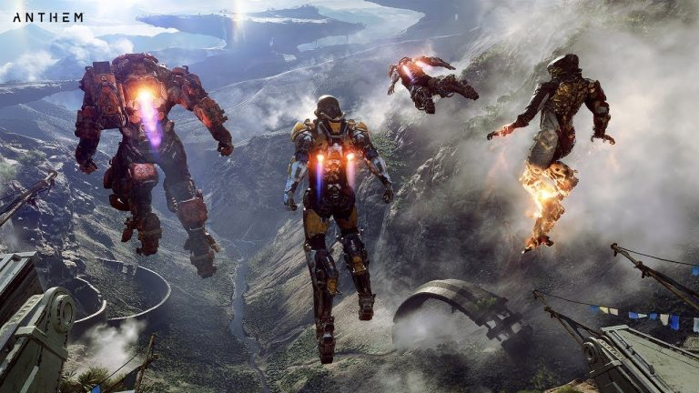 Anthem: Gameplay Preview