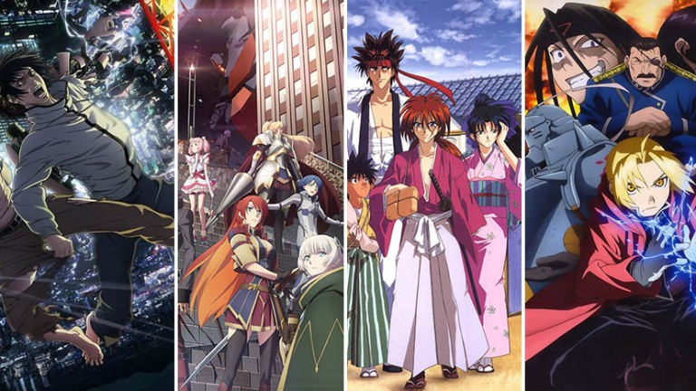 Amazon Prime Anime Fullmetal Alchemist Brotherhood