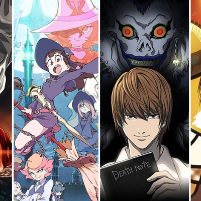 Netflix Anime - Death Note