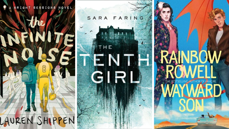 New Young Adult Speculative Fiction Book Covers
