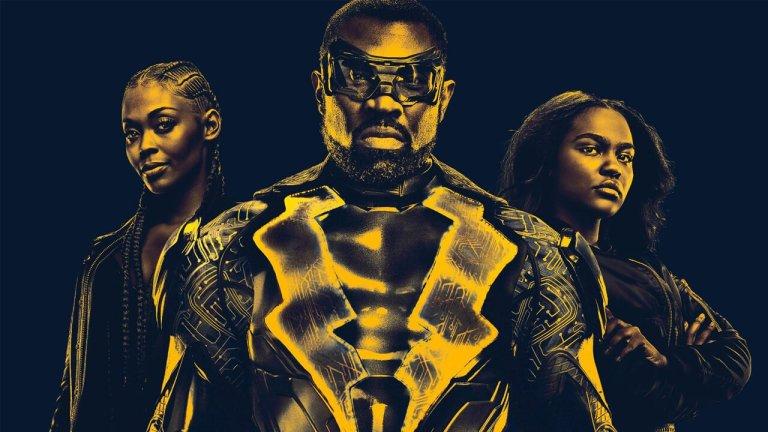 Black Lightning Season 3 Cast