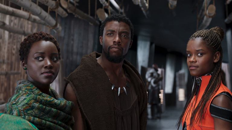Black Panther Oscars Best Picture