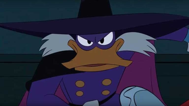 Darkwing Duck game Sonic Mania
