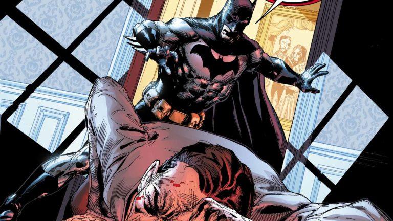 Detective Comics #995 Cover