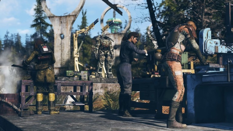 Fallout 76 Free to Play Bethesda
