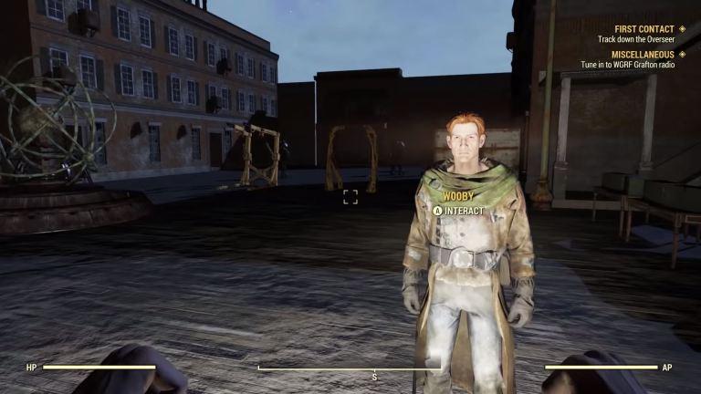 Fallout 76 Human NPC