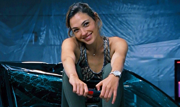 Gal Gadot in Fast and Furious 6