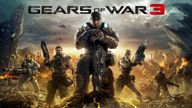 Gears of War 3: Drake and Minnie Driver Roles Revealed