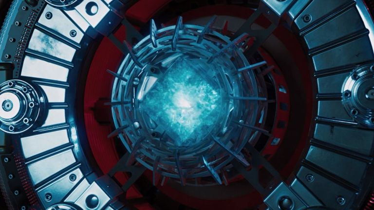 Marvel Tesseract Cosmic Cube