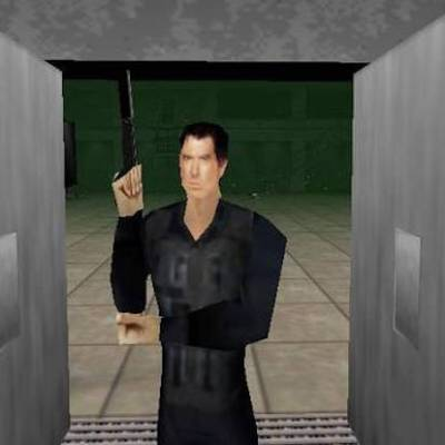 GoldenEye 007 Bond