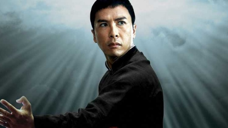 Donnie Yen as Ip Man