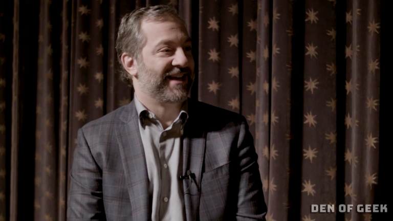 Crashing Judd Apatow Interview