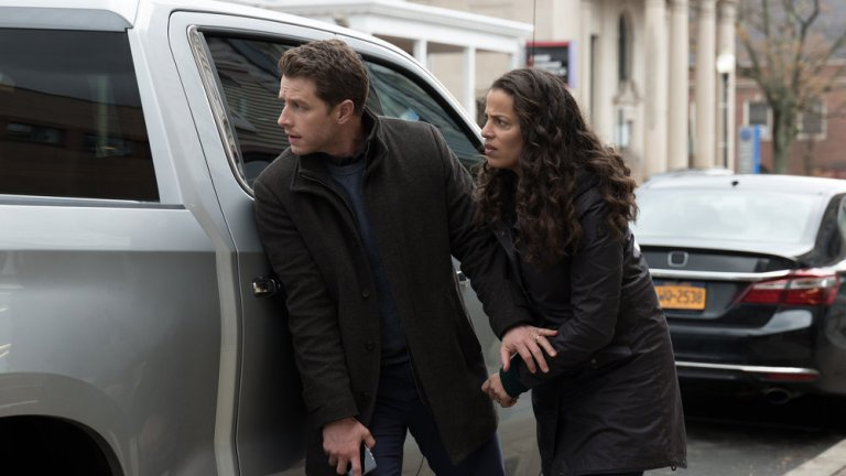 Ben and Grace on Manifest