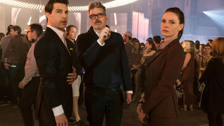Mission Impossible 7 Christopher McQuarrie Confirmed