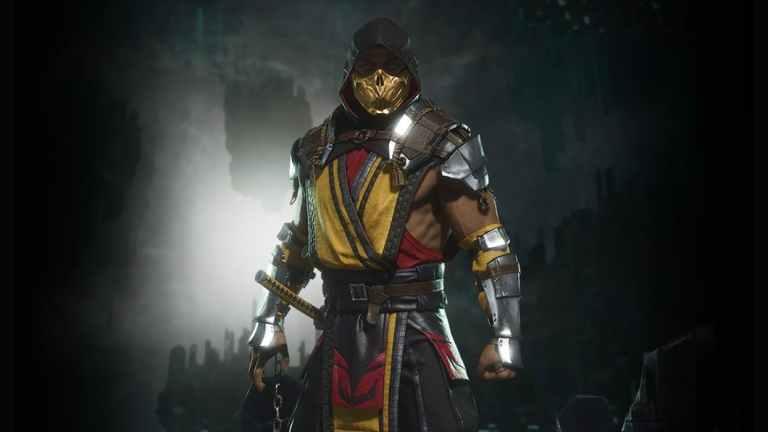 Mortal Kombat 11: Scorpion