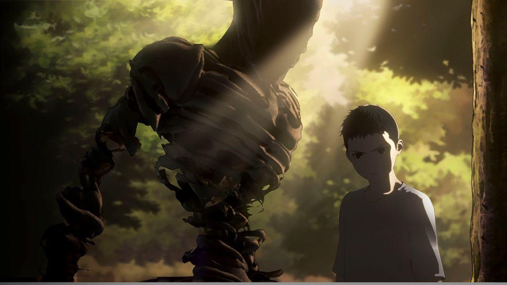 Netflix Anime - Ajin: Demi-Human
