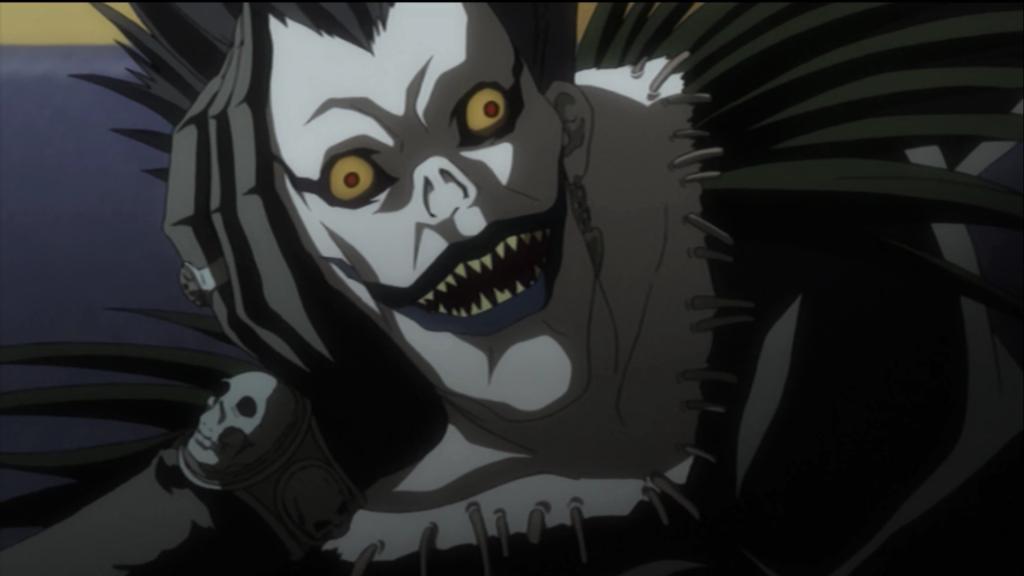 Netflix Anime - مذكرة الموت
