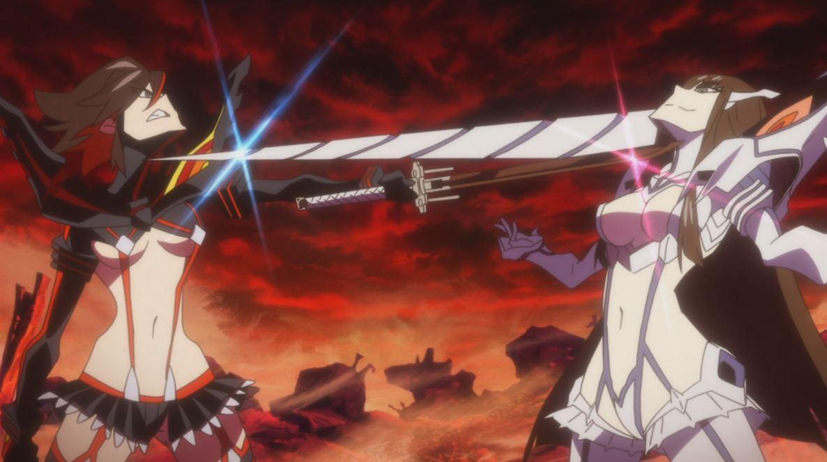 Netflix Anime - Kill la Kill