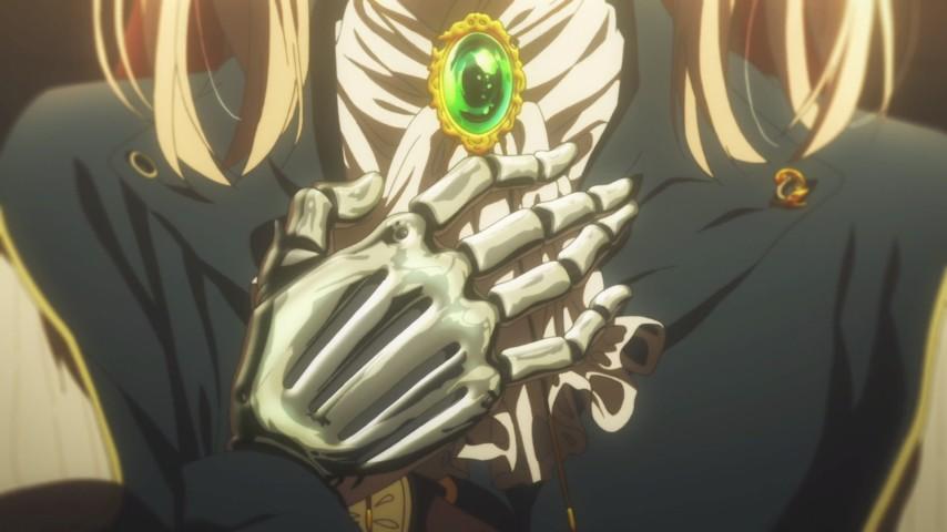 Netflix Anime - البنفسجي Evergarden