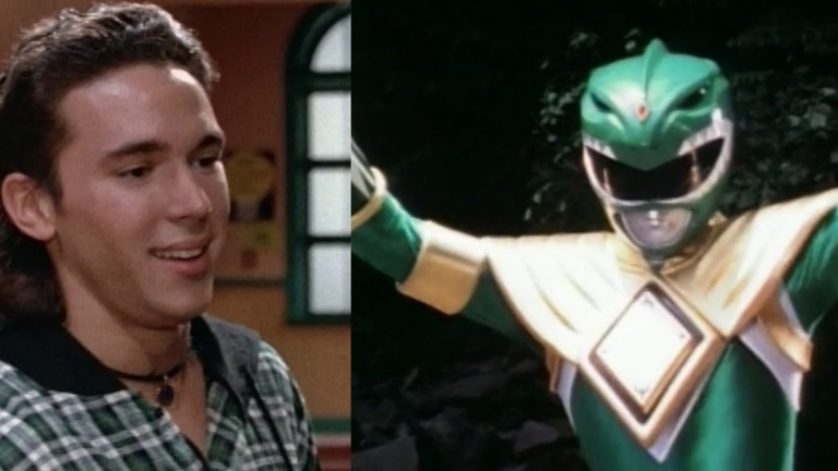 Mighty Morphin Power Rangers Tommy Original Name