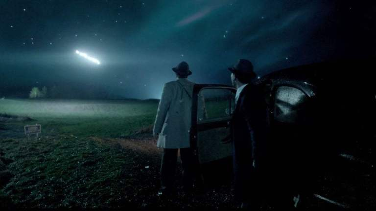 Project Blue Book Episode 3 The Lubbock Lights