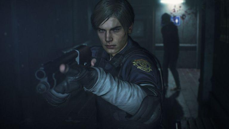 Resident Evil 2 Demo Capcom