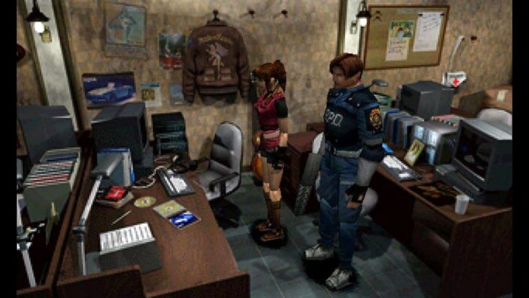 Resident Evil 2 Was Accidentally a Two Disc Game | Den of Geek