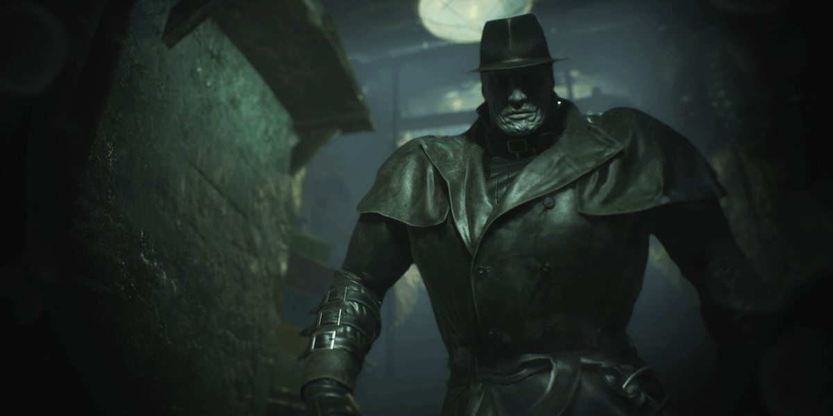 Resident Evil 2 Tyrant Explained Den Of Geek