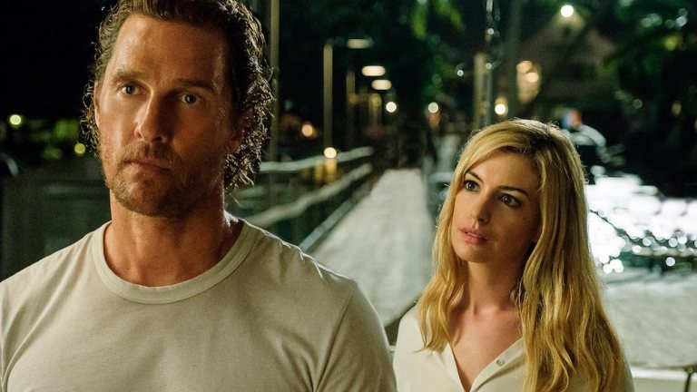 Serenity Review McConaughey Anne Hathaway