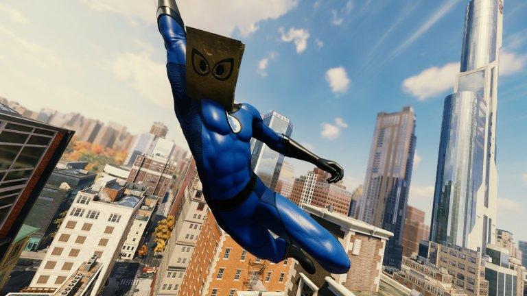 Spider-Man PS4: Fantastic Four DLC