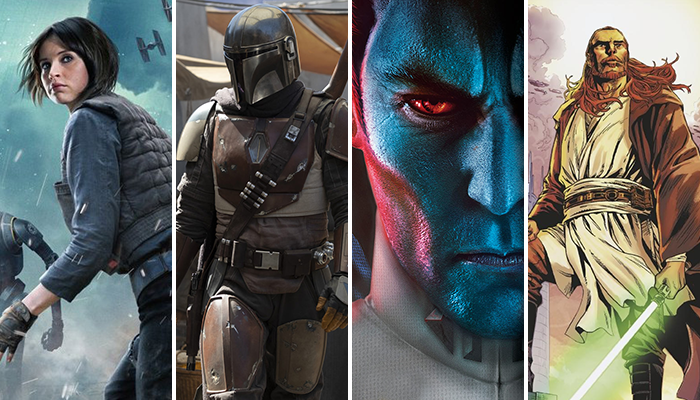 Rogue One, The Mandalorian, Thrawn on Star Wars Blaster Canon Podcast