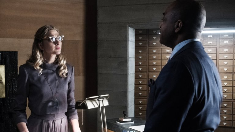 Mageina Tovah and Rick Worthy on The Magicians