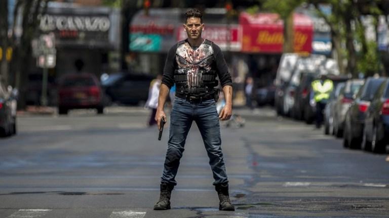 Jon Bernthal as Frank Castle in Marvel's The Punisher Season 2 on Netflix