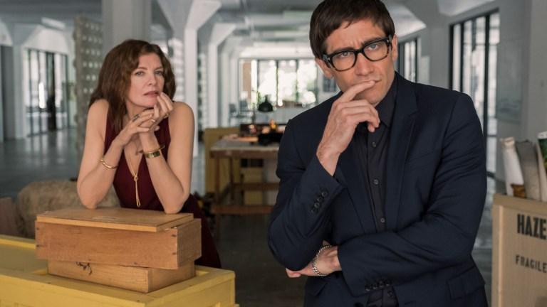 Velvet Buzzsaw starring Jake Gyllenhaal and Rene Russo