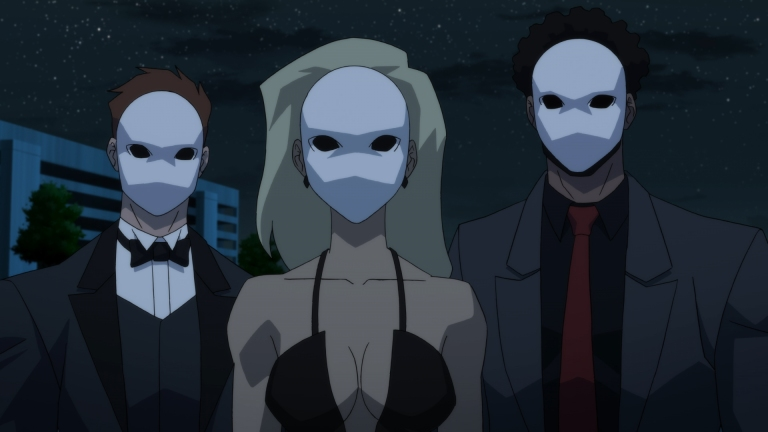 Young Justice Outsiders Season 3 Episode 13: True Heroes