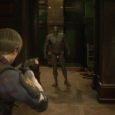Resident Evil 2 Tyrant Explained Den Of Geek