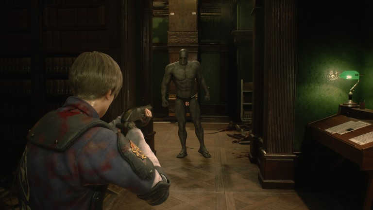 Resident Evil 2: Tyrant Thong Mod