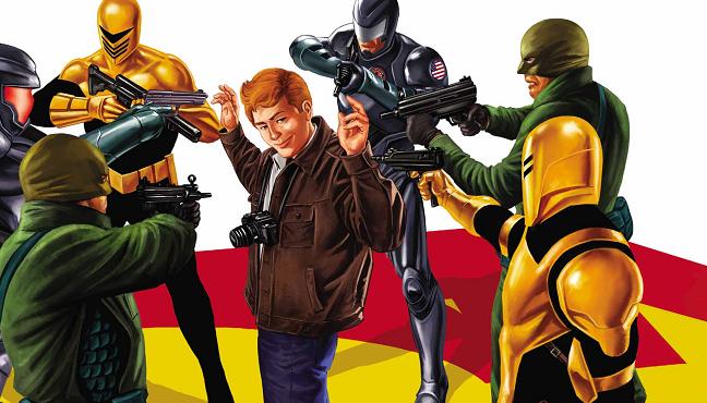 Action Comics #1008 Exclusive Preview