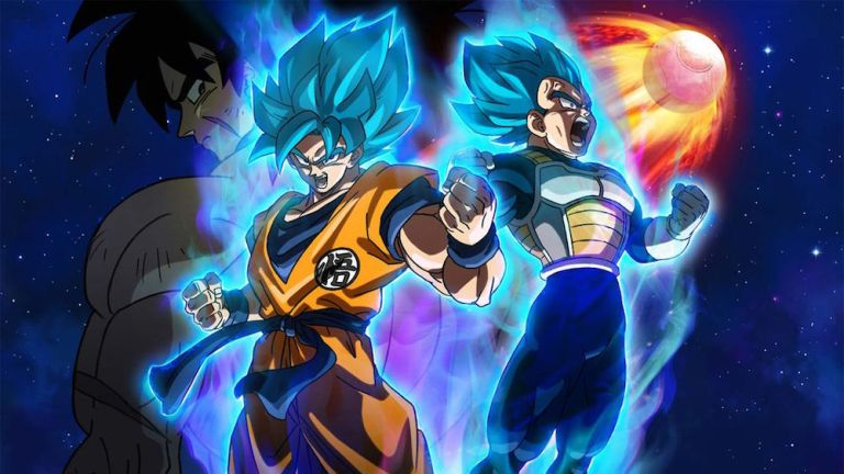 Anime Wide Release Dragon Ball Super Broly