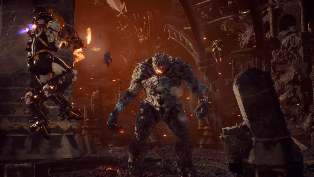 Anthem Bioware Reveals 90 Day Dlc Roadmap Den Of Geek