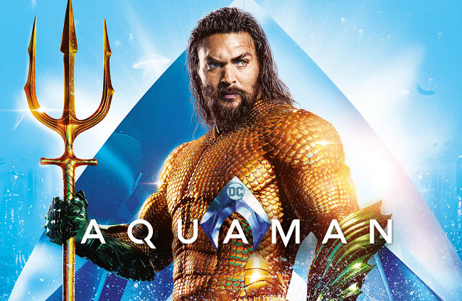 Aquaman Blu Ray Dvd Release Date And Special Features Den Of Geek