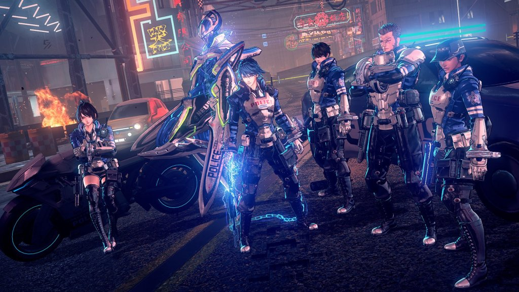 Astral Chain Trailer Release Date